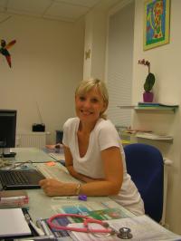 MUDr. Hana Volfová